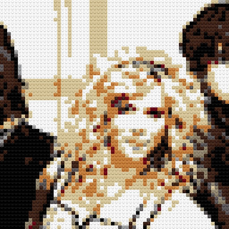 """The Band Perry, 35""""x20"""""""