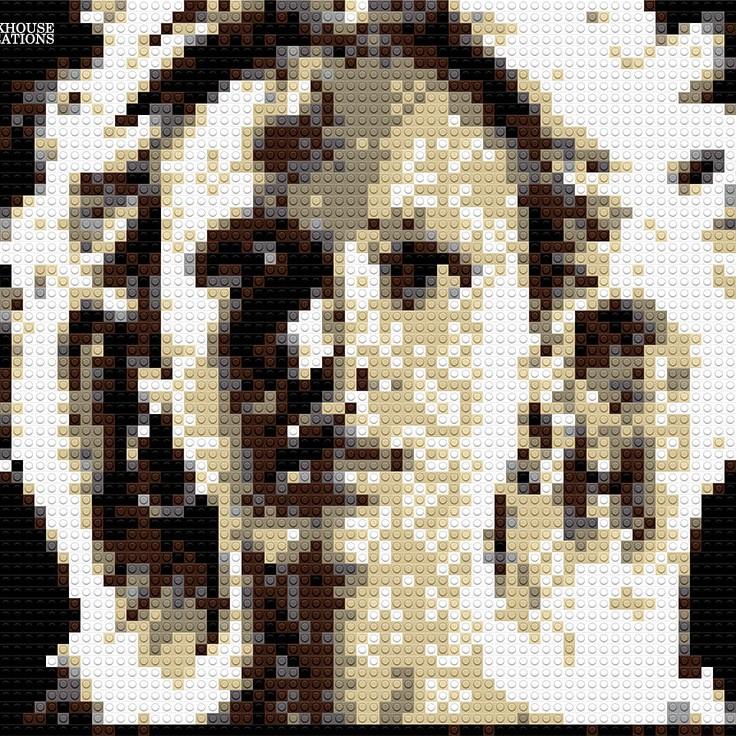 """Jessica Alba, 25""""x20"""""""
